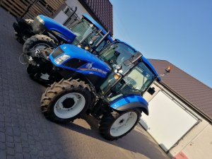 New Holland T4. 75 & Td5010