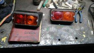 Lampy Ursus C-4011
