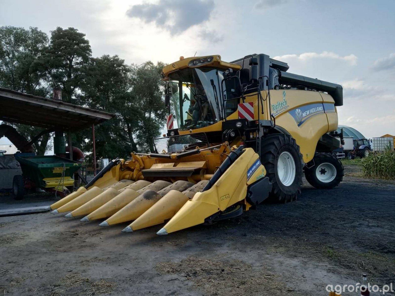 New Holland 5080