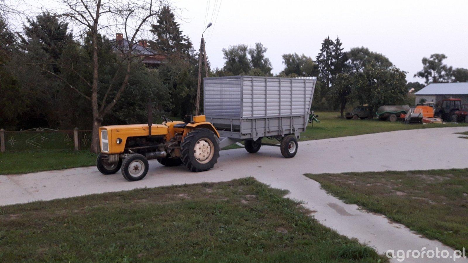 Ursus C-360 Wózek do kukurydzy