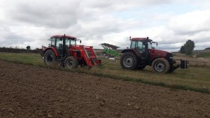 Zetor Proxima 85 Plus   + Case mx 120