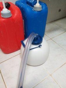 Separator do mleka.