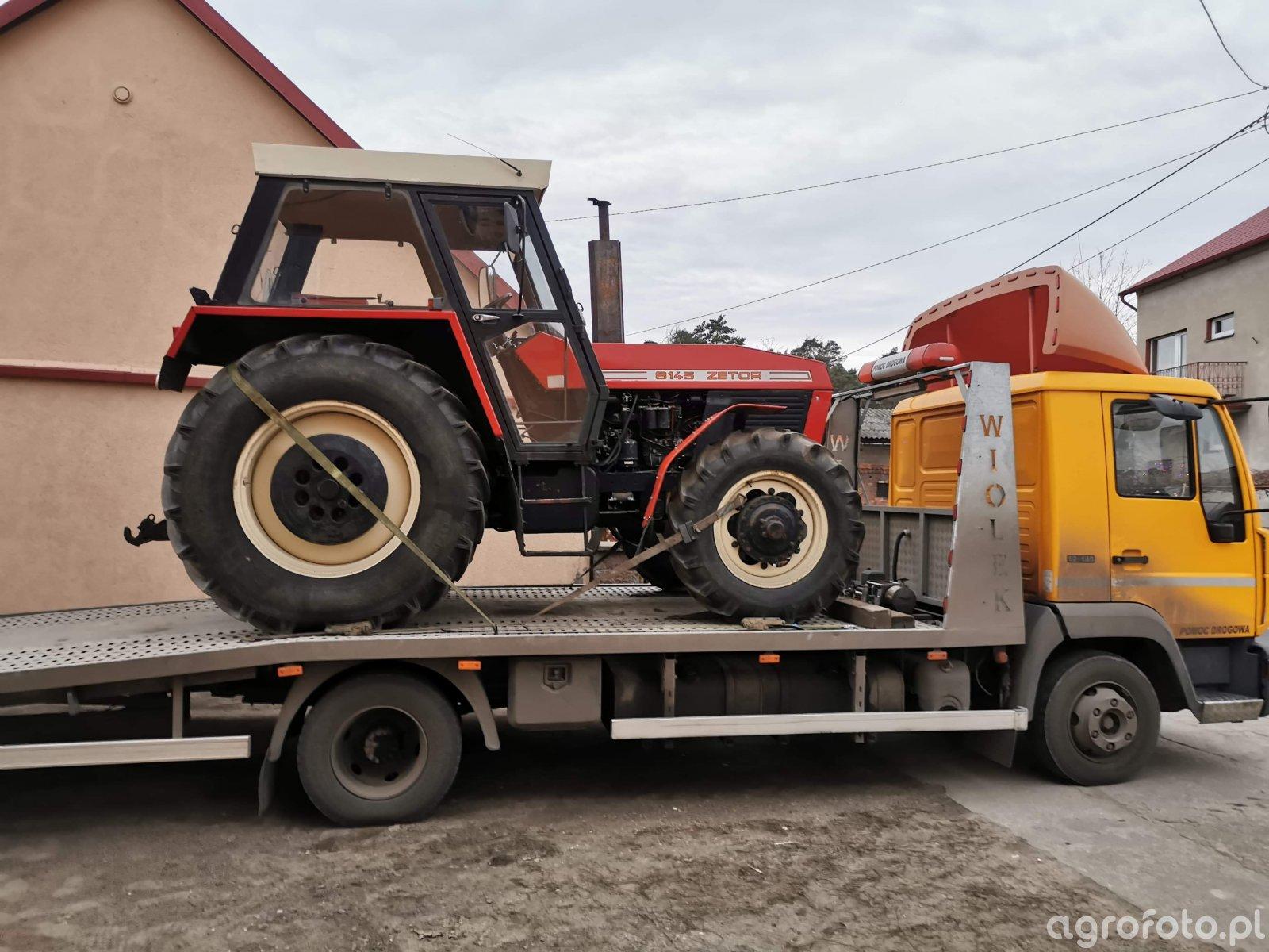 Zetor 8145 Turbo