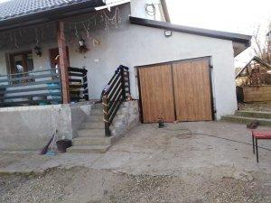 Drzwi do garazu