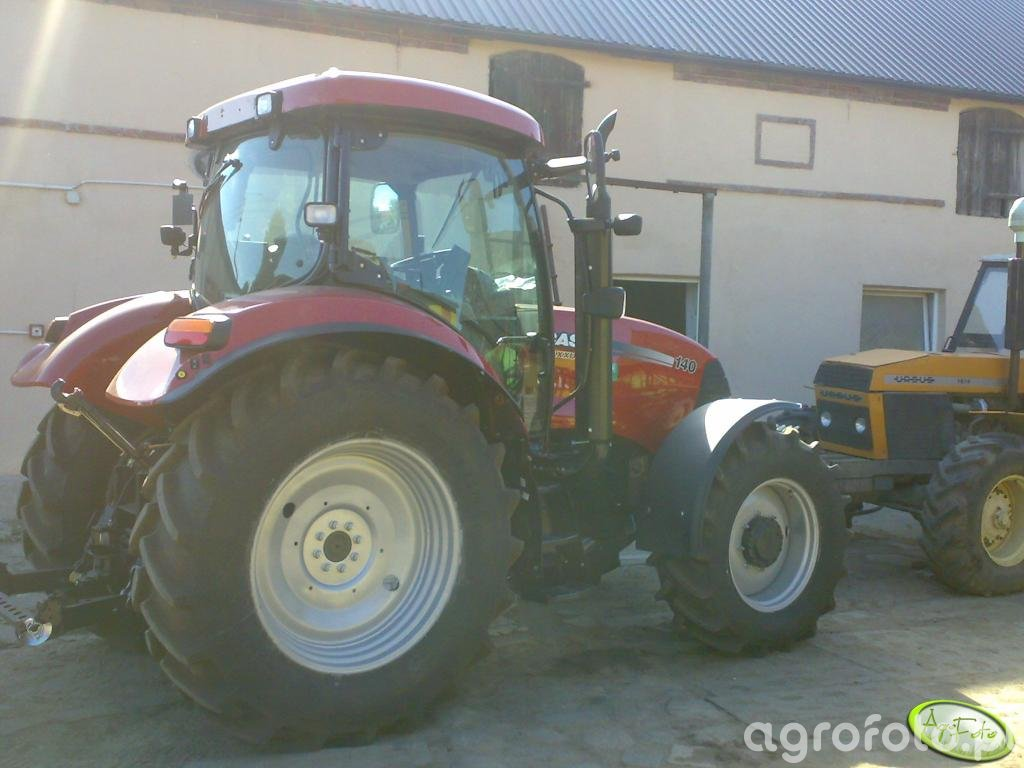 Case Maxxum 140 Multicontroller