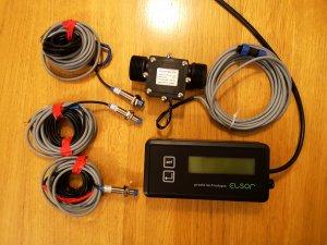 Konsola pomiarowa do opryskiwacza ELSOR - wersja testowa