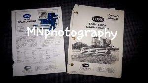 LONG 5000-5000H Grain Combine