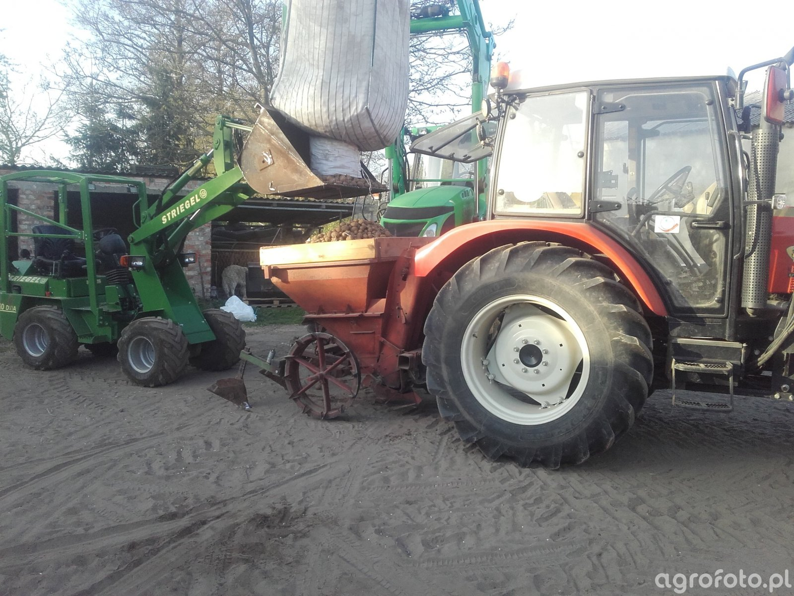 crystal orion 13 farmtrac striegel remprodex
