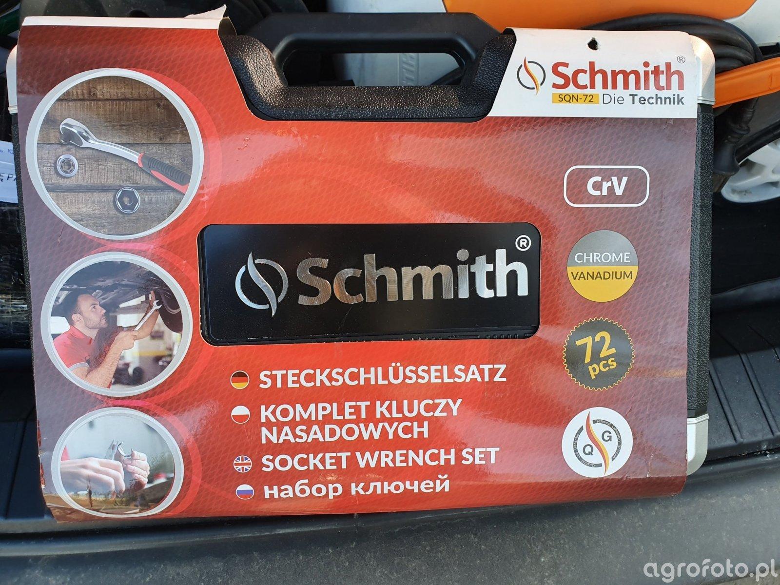 Klucze nasadowe  Schmith
