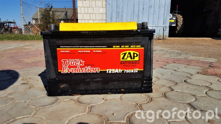 Akumulator ZAP