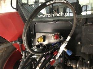 Regulacja prędkości ściany przesuwnej AUTO-AGRO