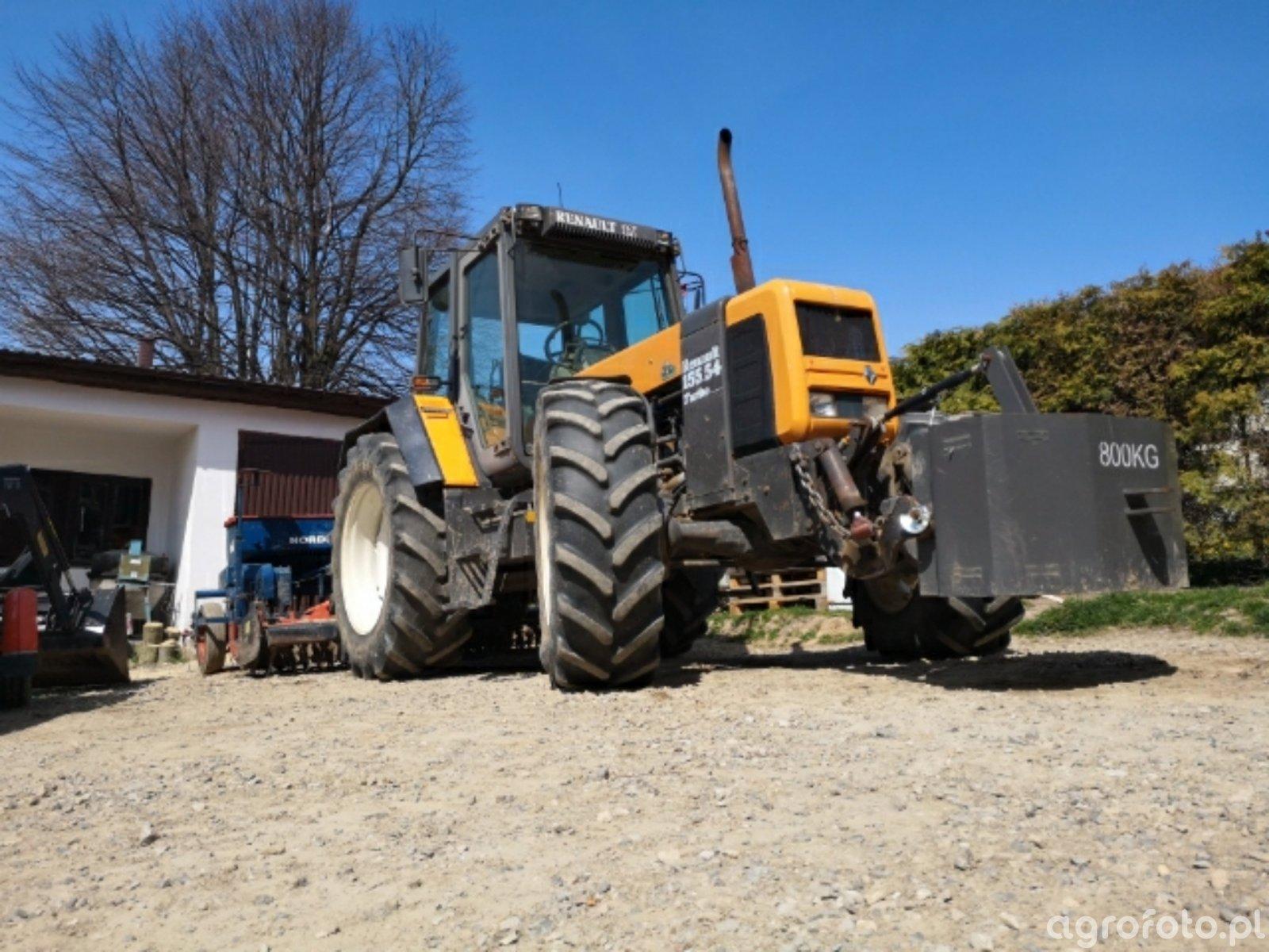 Renault 155.54 TX
