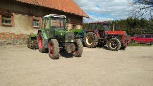 Ursus 385A DL Turbo  i Fendt 306ls
