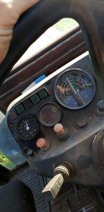 Zetor 7211 - Ciśnienie