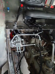 Hydraulika C330