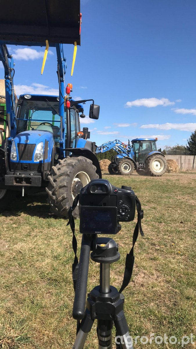 New Holland T5060, TD5050
