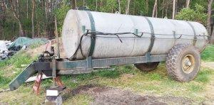 Wóz asenizacyjny Ipsa Essen