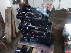 Silnik zetor 10145