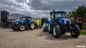 Wiosna 2020! New Holland T7&T6