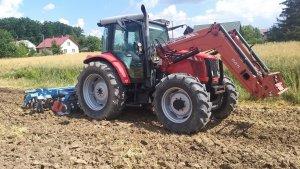 Massey Ferguson 5460 & Agro Lift BT 2.7