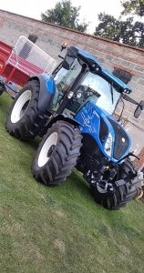 New Holland T5.120 Dynamic Command