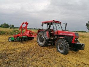 Ursus 914 + Agro-Masz ATO 30 A