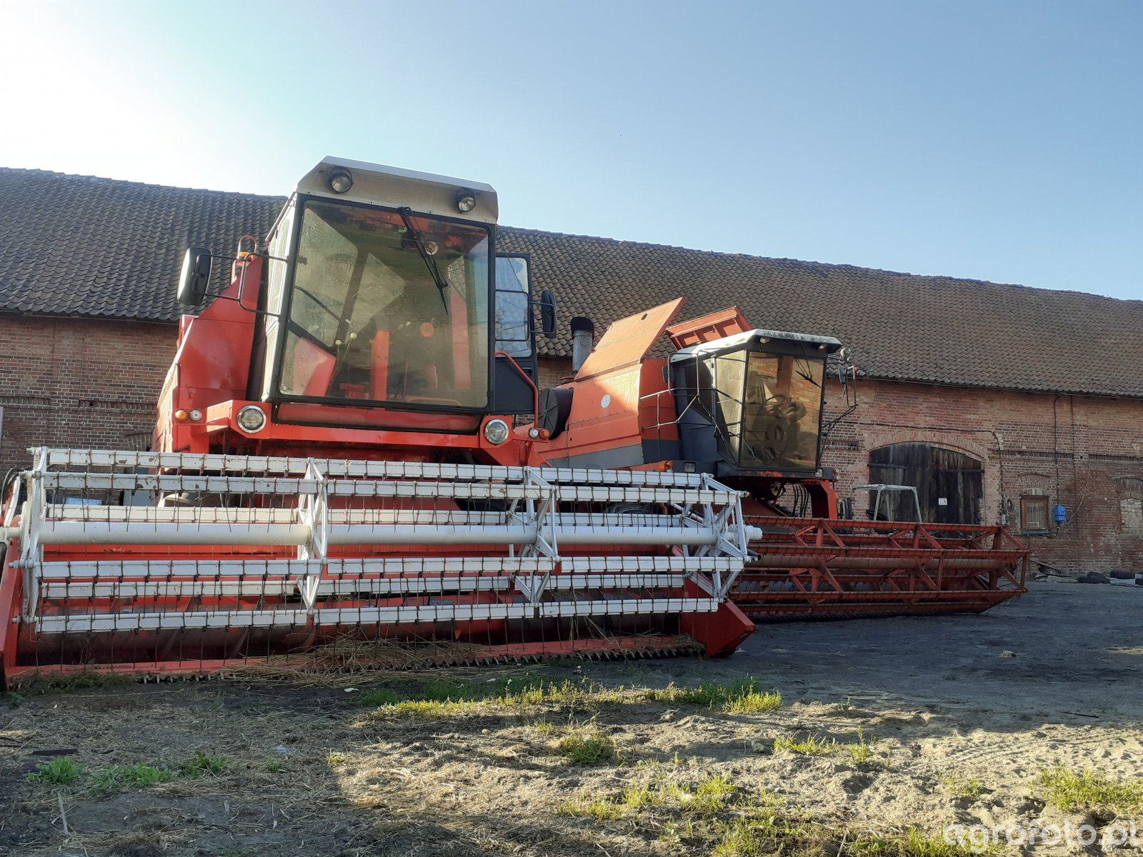 Bizon gigant Z08 & Bizon Bs z110