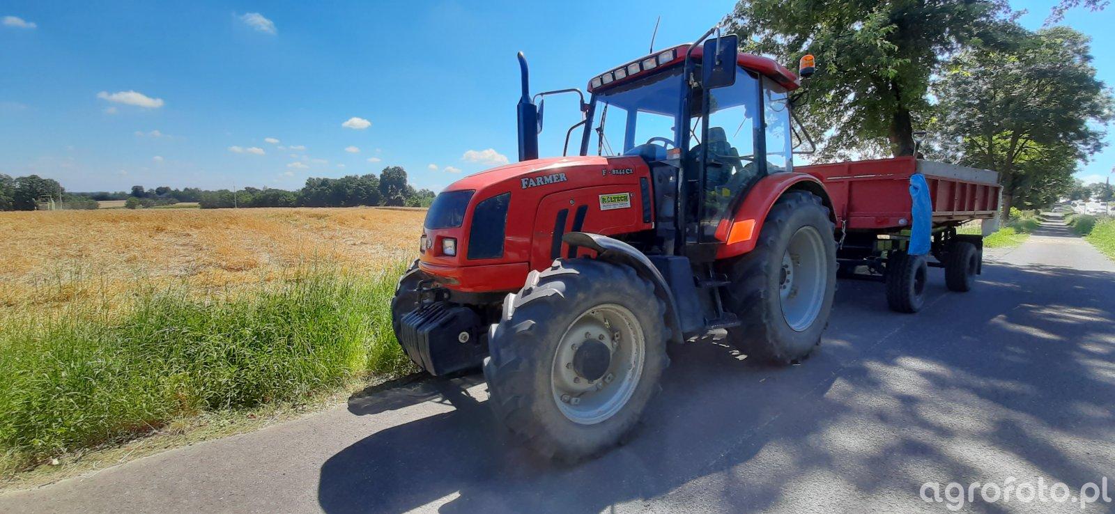 Farmer F-8244 C2 +Autosan D47A