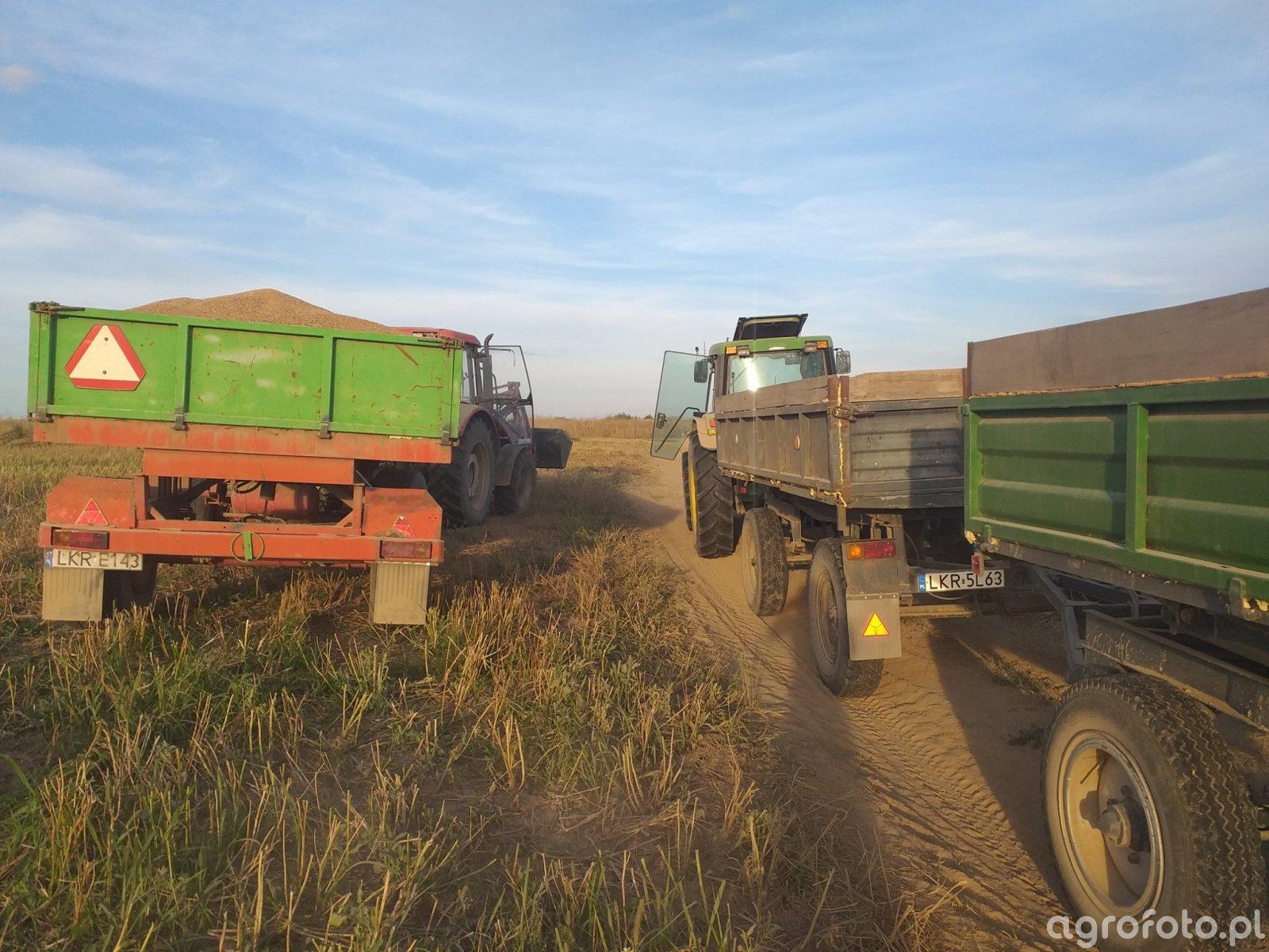 Farmer hl John Deere6100 Autosany d47