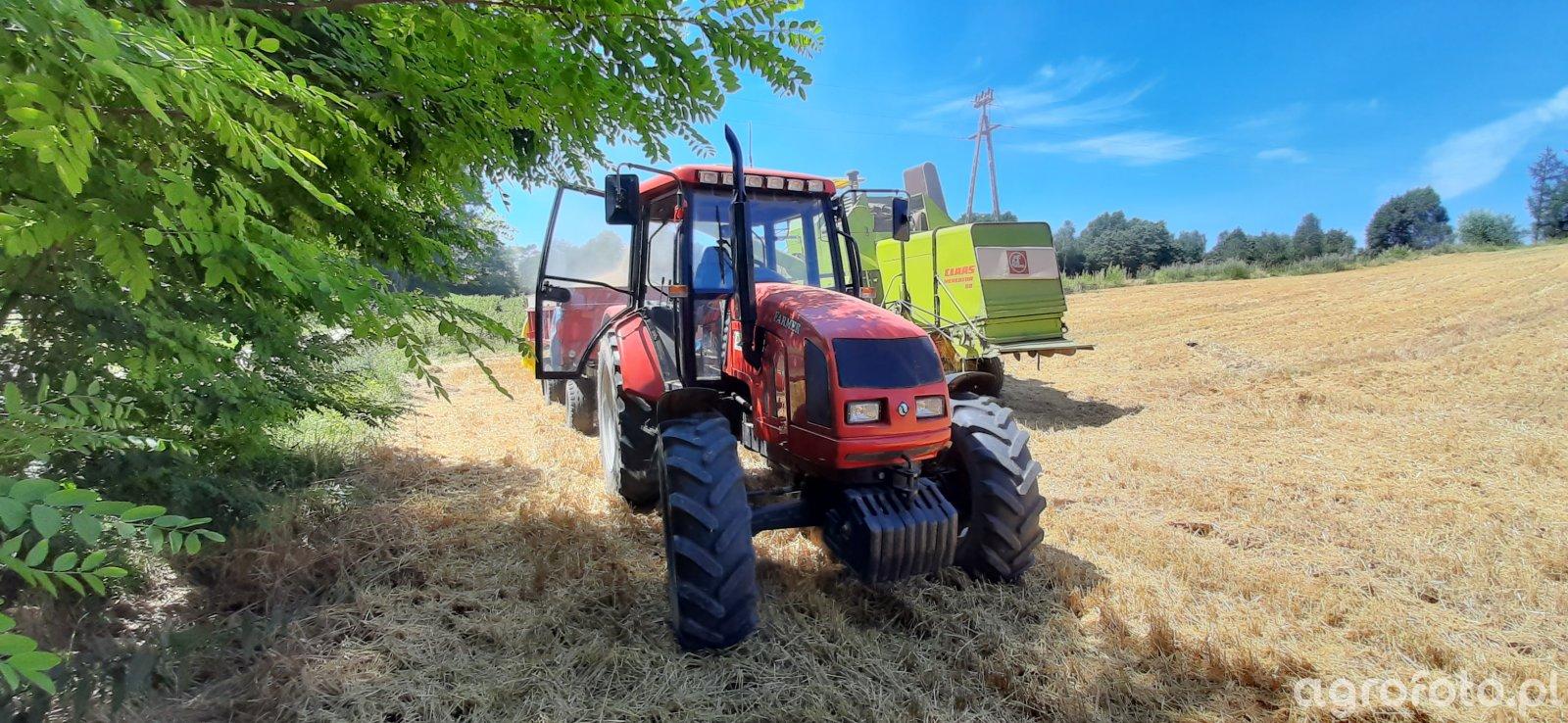 Farmer i Claas