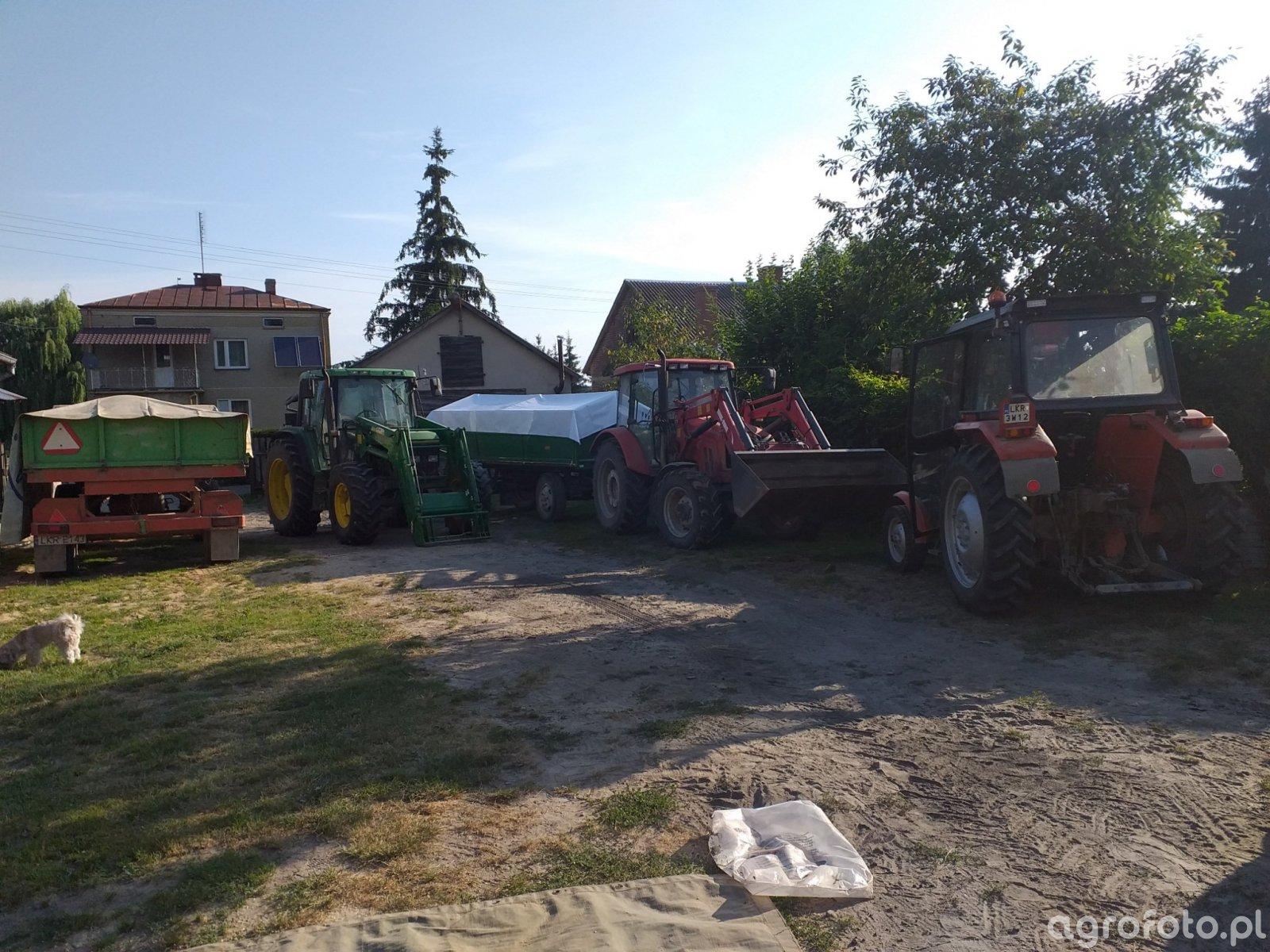 Hl John Deere 6100 Autosana D45W Farmer MF 255