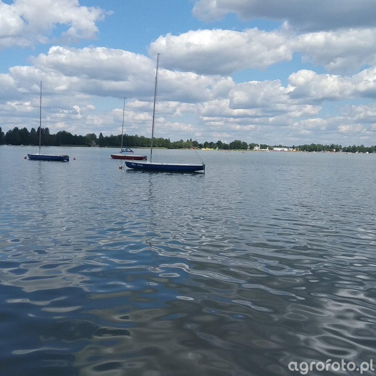 Jezioro Białe Okuninka
