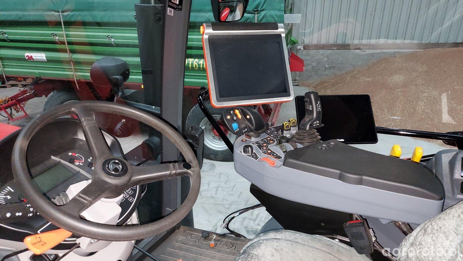 Kubota m7152 premium kvt kabina