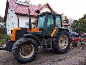 Renault 155.54 TZ + Unia Kos 3m