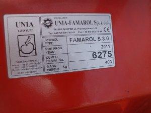 Siewnik Famarol 3m