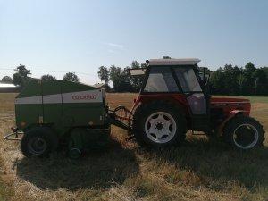 Zetor 6045 + Sipma Farma II
