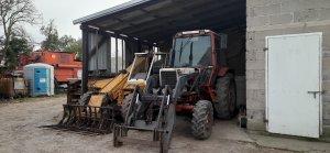 Belarus Progress 572 + ładowarka Sambron