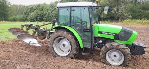 Deutz-Fahr Agrolux 65 & Pług PH1-434
