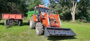 Farmer F-8244 C2 Intertech Pronar