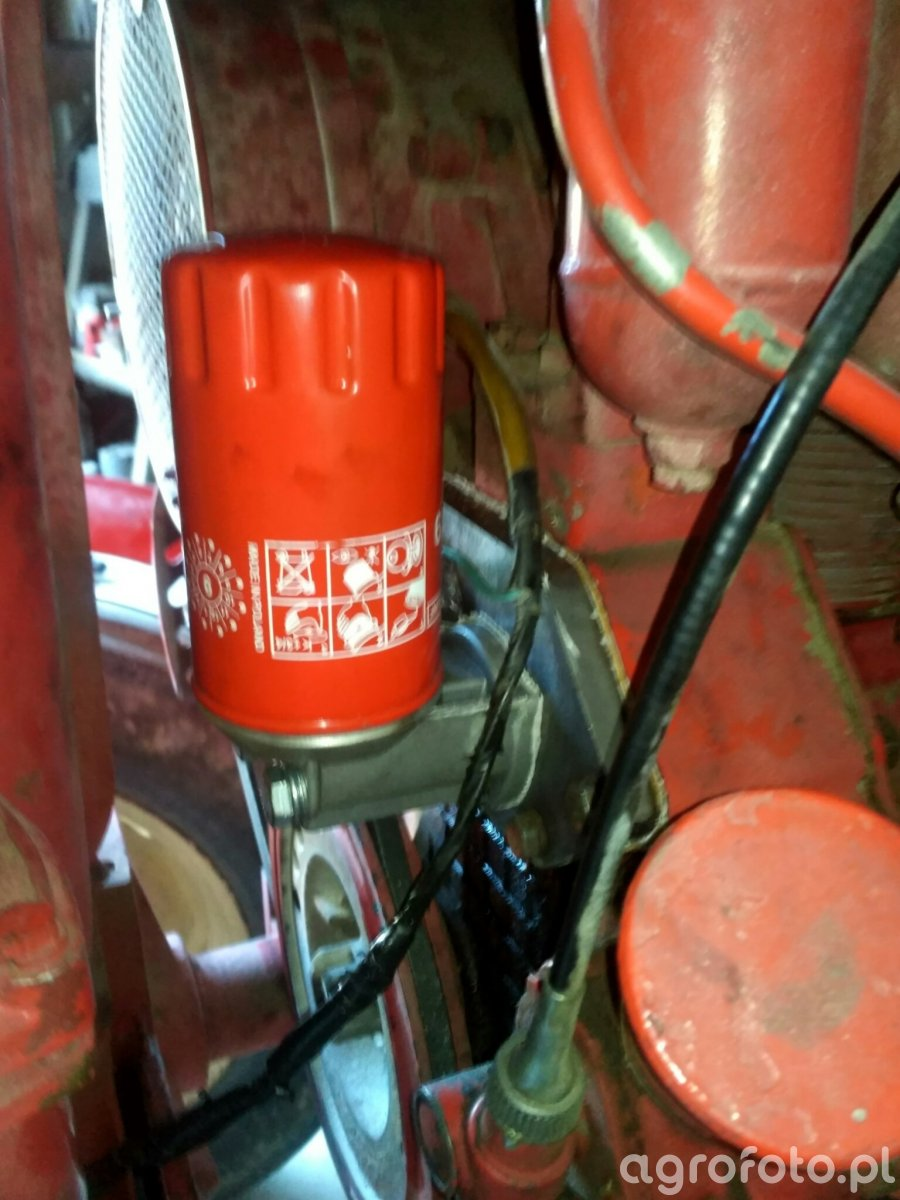 Filtr oleju PP Wladimiriec T25