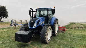 New Holland T5.100 EC
