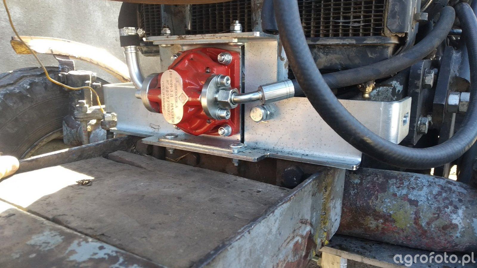 Pompa hydrauliczna od wspomagania