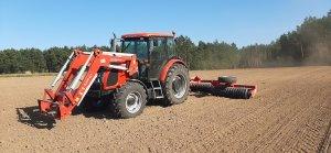 Zetor Proxima Plus 90, Agro Factory Gromix