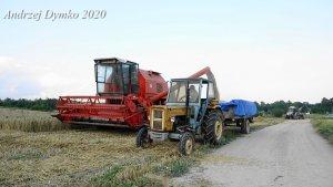 Ursus C-360 & Bizon Rekord Z058