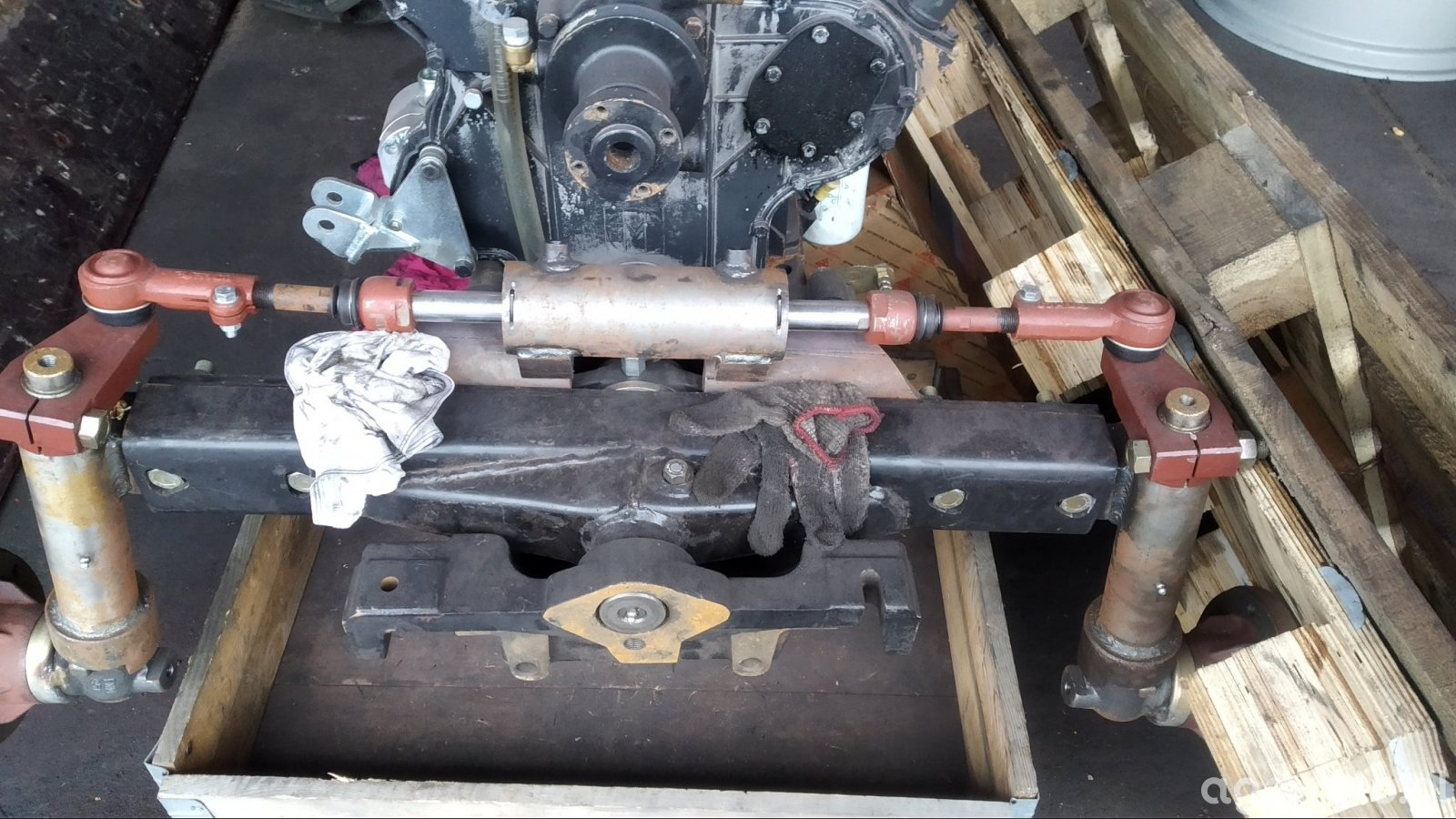Wspomaganie kierownicy hydrauliczne