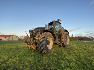 Deutz-fahr 9340TTV Warrior