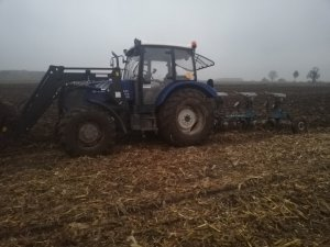 Farmtrac 675DT i rabe werk