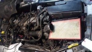 Filtr powietrza suchy Volvo