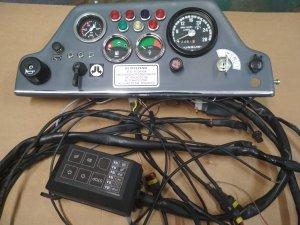 Instalacja elektryczna Ursus C-360