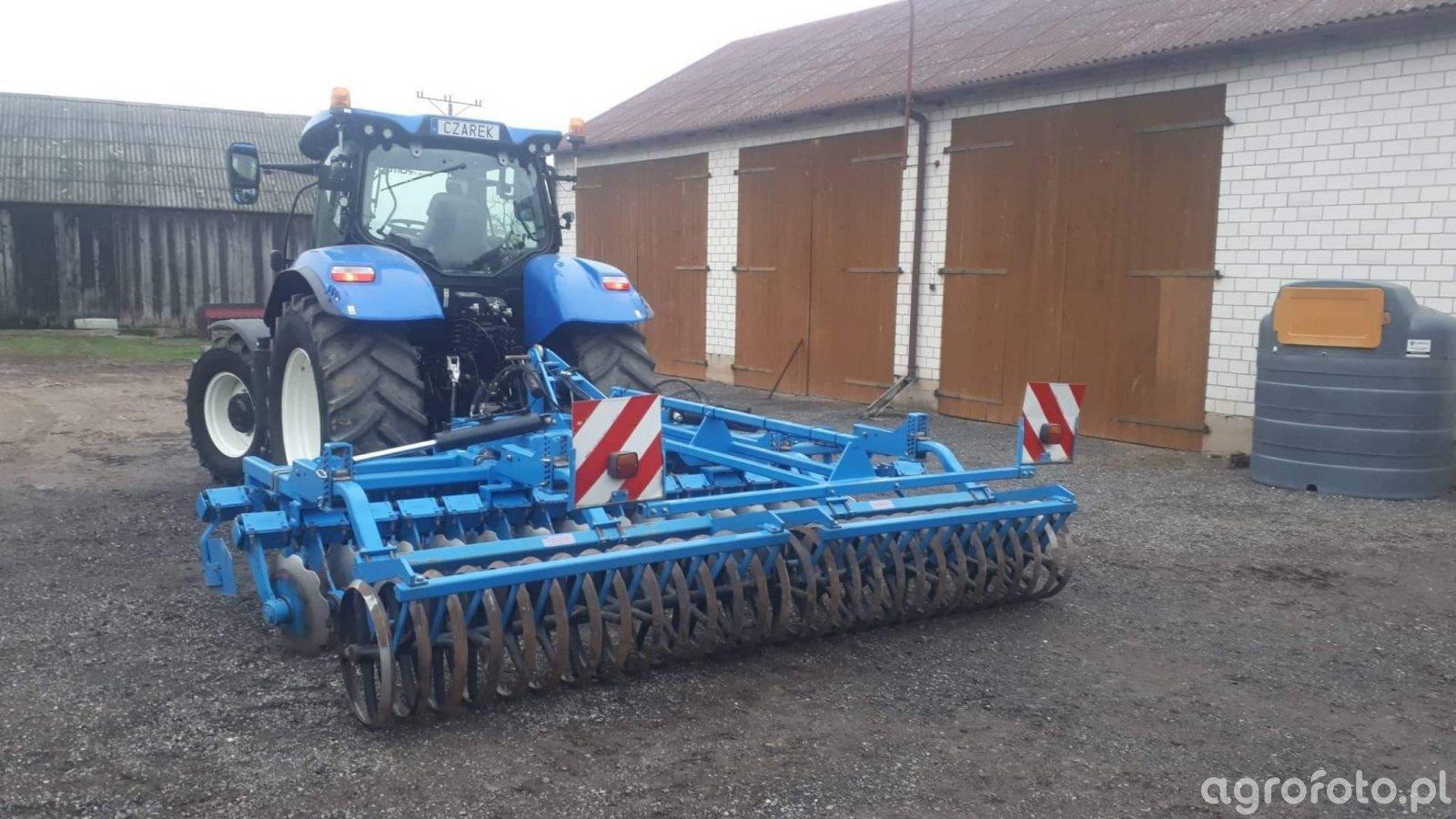 New Holland T7.175 & Mandam GAL 4